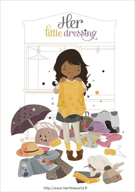 Une garde-robe minimaliste pour enfant, possible ou pas?!